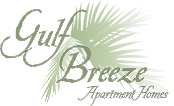 Gulf Breeze Logo, Link to Home Page